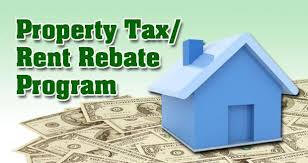 PA proprty tax and rent rebate