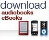 Download ebooks and digital audio books.